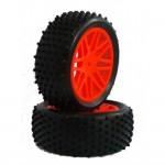 Kolesá, ráfiky a pneumatiky