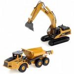 Traktory a Stavebné stroje