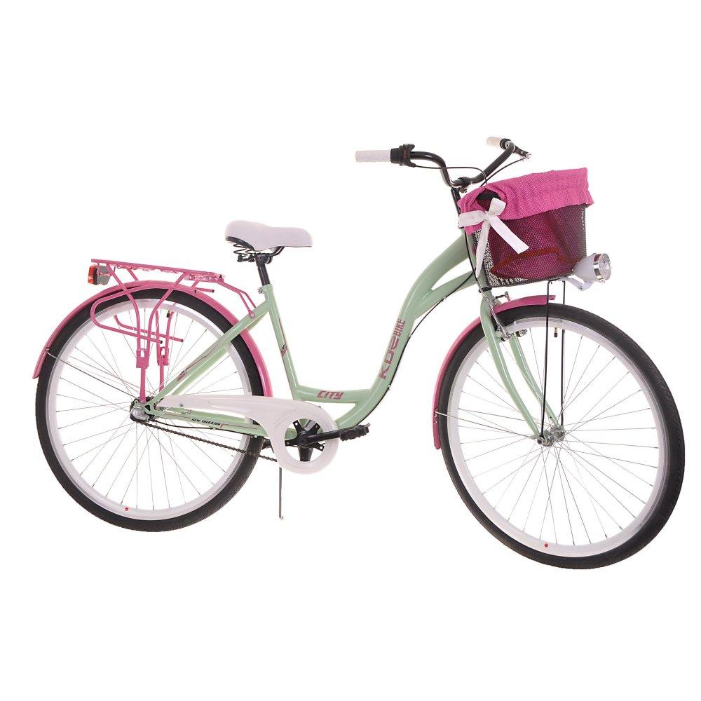 f5caa568989 Dámsky retro bicykel CITY BIKE 28