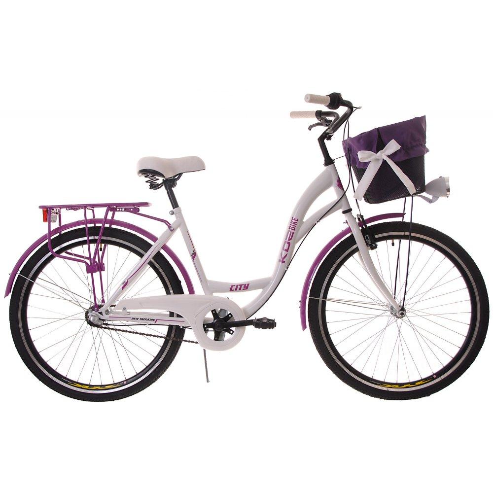 614daf153a4 Dámsky retro bicykel 2018 CITY BIKE 26