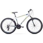 "Horský bicykel 26"" Romet Rambler JR 1S Hliníkový 14"" Sivo-modrý"