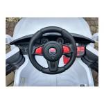 Elektrické autíčko S2188 - biele