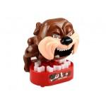 Zúrivý pes - hnedý