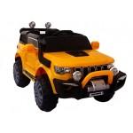 Elektrické autíčko Jeep KP-6188 - nelakované - oranžové