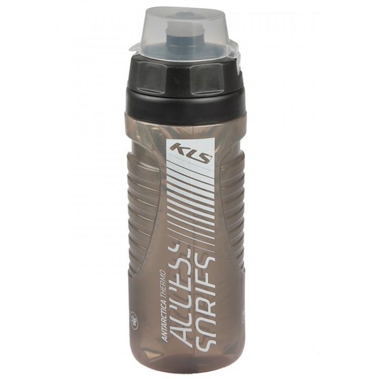 Fľaša 0,55 l Kellys Antarctica Termos - čierna