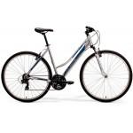 """Krossový Bicykel Merida M-Bike 5-V Dámsky 52"""" M Sivo-modrý"""
