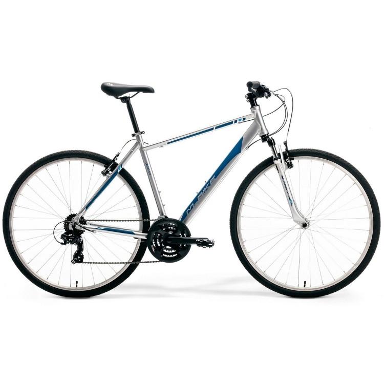 """Krossový Bicykel Merida M-Bike 5-V 48"""" S/M Sivo-modrý"""