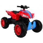 Elektrická štvorkolka Quad Sport Run 4x4 - červená