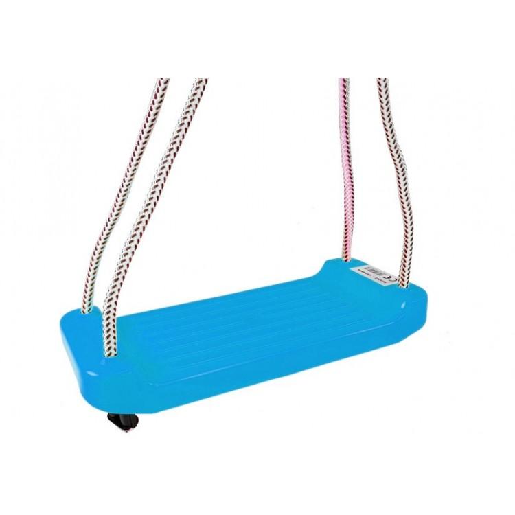 Plastová hojdačka - modrá