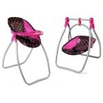 Stolička pre bábiky