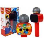 Detský bezdrôtový mikrofón