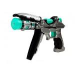 Pištole s kozmickými  zvukovými efektami